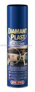 DIAMANT PLAST SATIN - DASHBOARD CLEANER WITH SATIN EFFECT