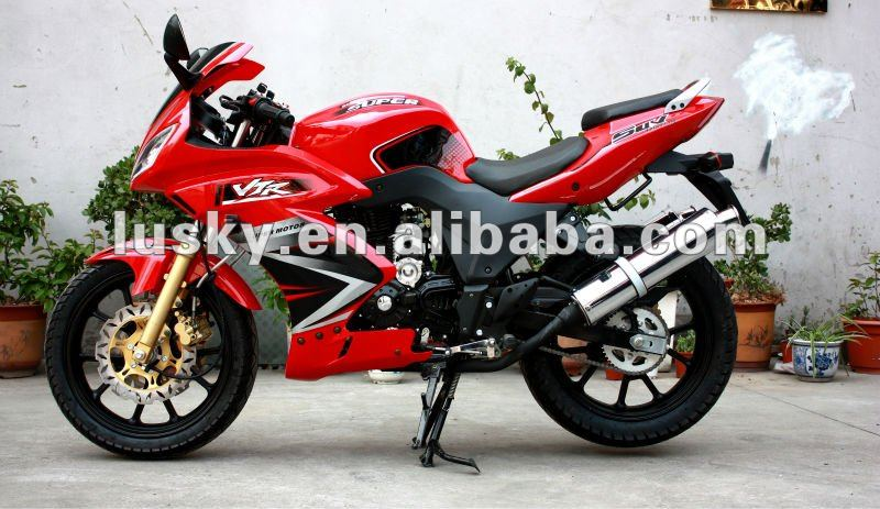 Racing EEC motorcycle 150cc