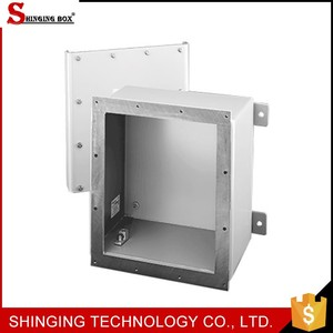 custom made cheap outdoor cable tv electrical junction box