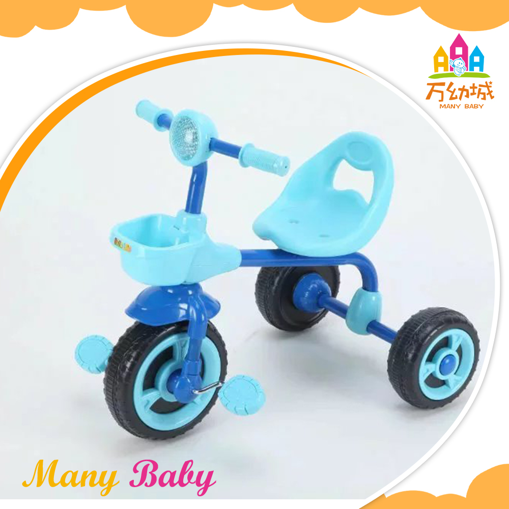 Professional Front is free wheels new design baby trike