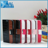 Universal Smart Phone Wallet Style Leather Case For Galaxy S4