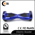 Electric self balancing scooter 2 wheels self balance scooter standing skateboard