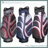 14 way top dividers custom made golf bags
