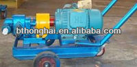 YDB portabel mobile type gear pump for Hydraulic transmission system