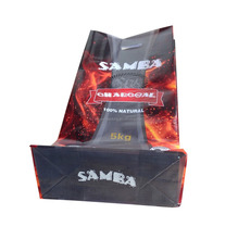 BBQ Barbecue Charcoal Use 80g Material charcoal packing bag