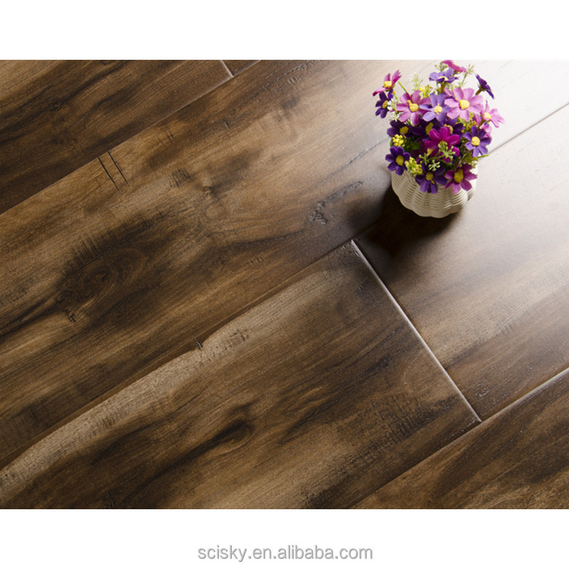 2016 Natural Gray Cold Room Floor Indonesian Laminate Wood Flooring Engineering Wood Flooring