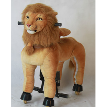 Hot Square Children's amusement toys horse novel will walk Zhuge Ma machinery horse rocking Horse Toys