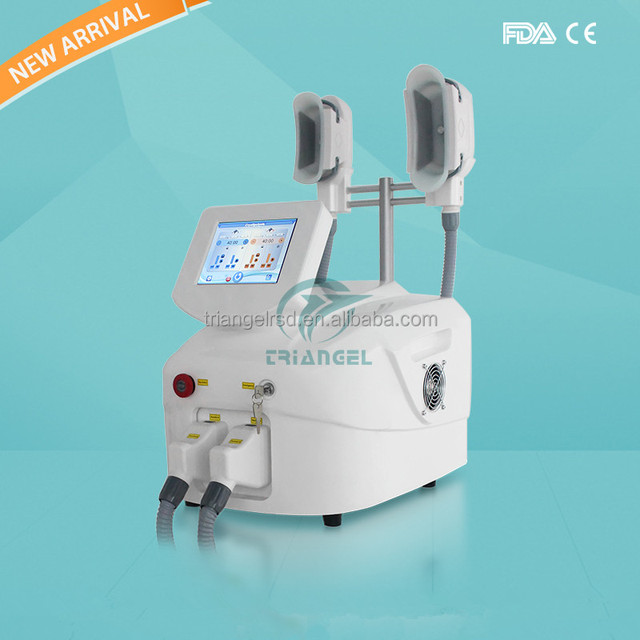 2 cryo handles weight loss body shaper slimming sculpting fat freezing laser cellulite lipo cryotherapy machine
