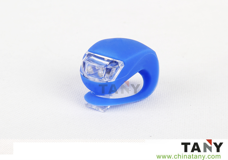 High Quality Silicone LED Safety Bike Light