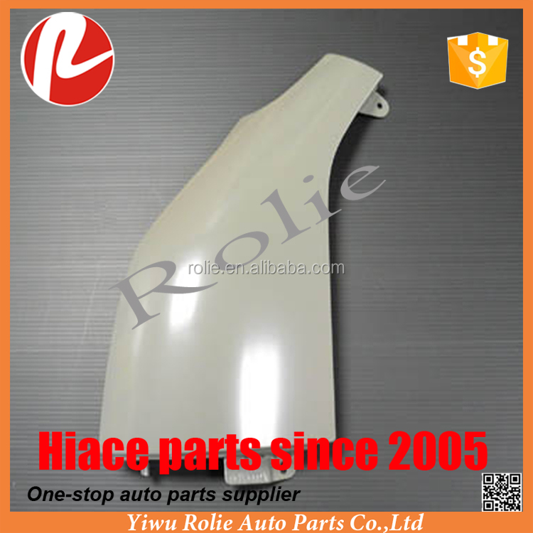 White Corner Panel Toyota Hiace 200 series G.L Grandia 2005-2020 auto parts