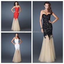 Nouveau model de robe de soiree