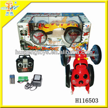 2013 Hot sales mini high speed rc stunt car 1:10 scale model cars rc top speed car H116503