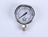 ningbo sales mini pressure gauge for autoclave