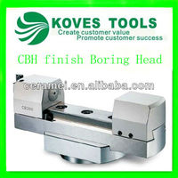 CBH Large diameter modular finish boring head