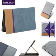 Luxury design high end leather cover for new ipad mini 2