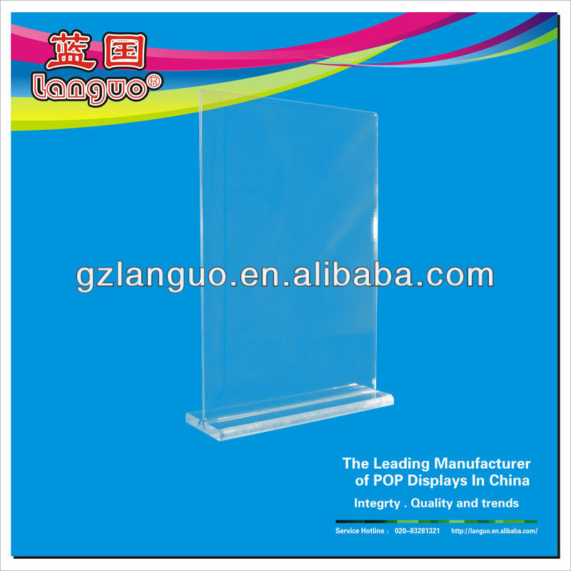 Acrylic electronic products display holder