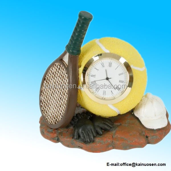 Polyresin Temmos Clock Poly Resin Rqt/Cap