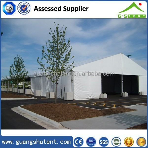 wedding tent with air condition