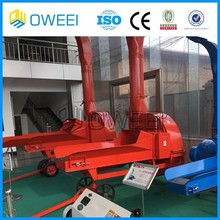 High hourly capacity corn stalk cutter hay shredder for animal feed