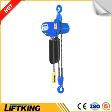 LIFTKING 5 ton Hook type harga electric chain hoist crane