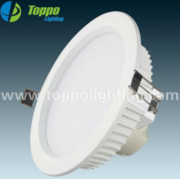 newest design led down light 8inch 18w to 22w