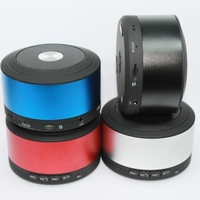 Active Type 2.0 Channels Super Hot USB Smart Mini Bluetooth Wireless Speaker With Microphone