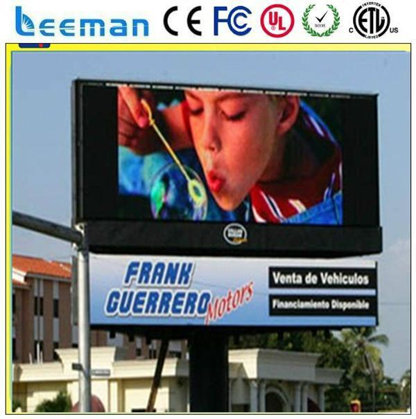 3g floor standing digital signage full color basketball court led display