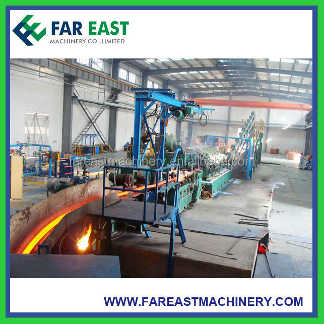 Copper Rod Continuous Casting and Rolling Machine/CCR Product Line