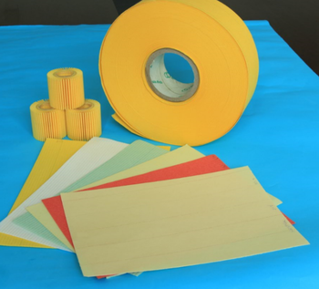XH1363 Non-cured Air Filter Paper for car