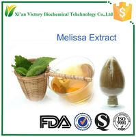 hot sale melissa officinalis leaf extract 4:1