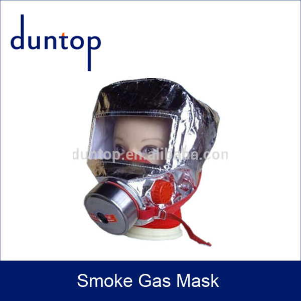 Smoking custom respirator costume gas mask