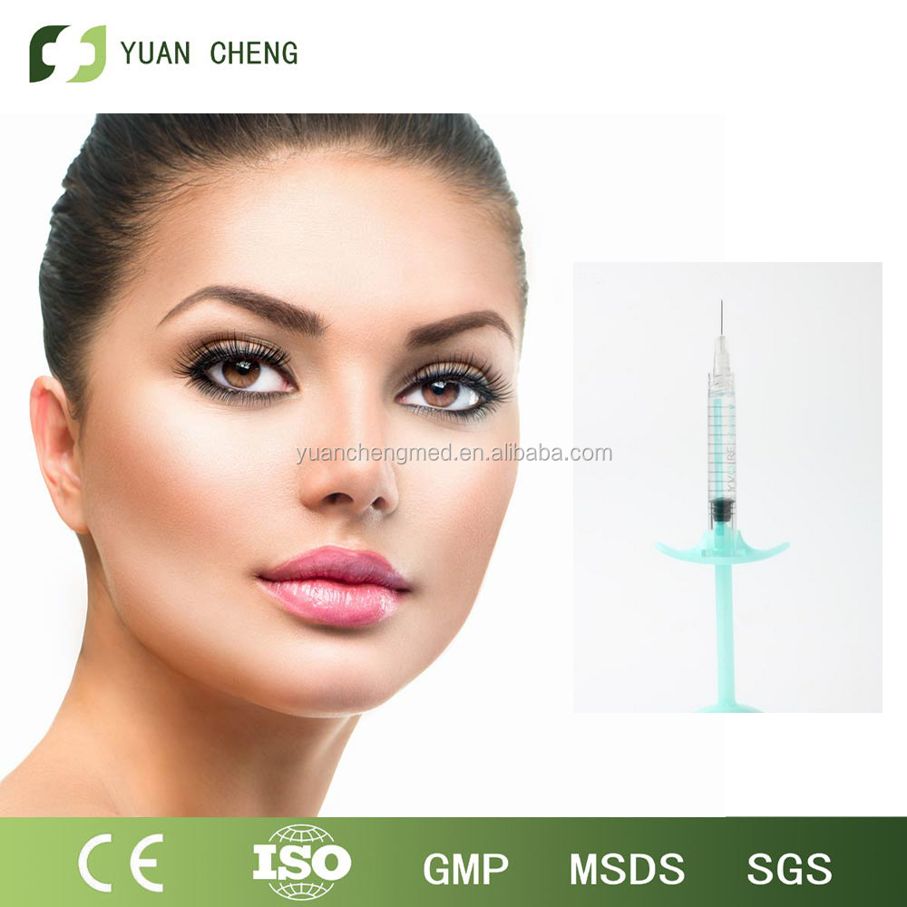 Famous brand full series dermal filler hyaluronic acid for deep wrinkle derm 1ml