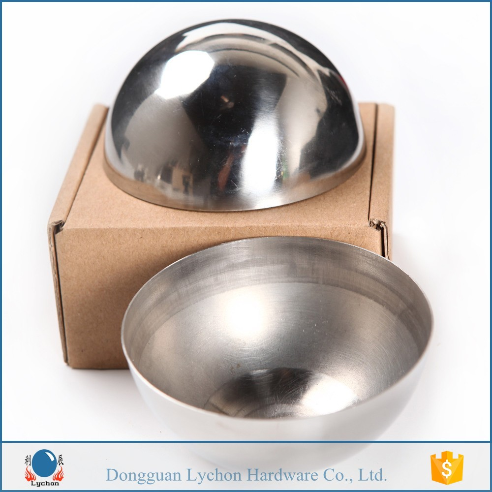 home soap bath bomb stainless steel mold 25mm-90mm
