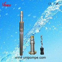 2QGDa series deep well submersible pump 2 inch