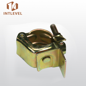 "Construction use Zinc plated ""L"" Type Support Single Coupler/Scaffolding Putlog Construction use"