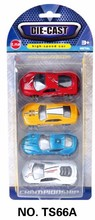 High Speed Racing Model Car