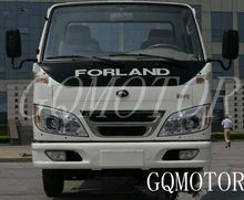 Foton forland light cargo truck hot sale 2017