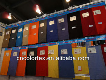 High quality cotton dyed twill fabric