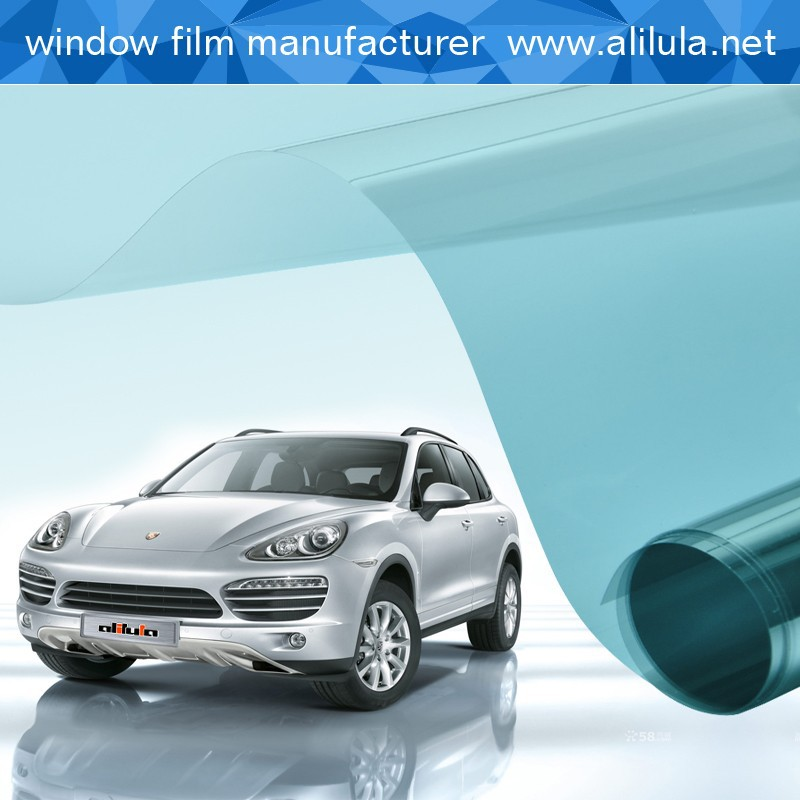 Good choice sun block heat resistant car window film tint with 99% UV-rejection