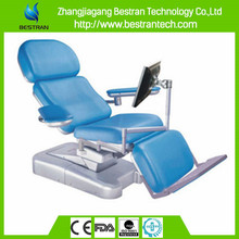 blood collection blood donor chair blood circulation bed