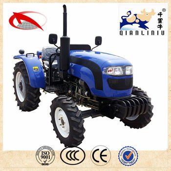 agriculture farm use 4x4 small garden tractor
