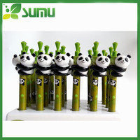 China Top Ten Selling Products high quality custom plastic panda ball pen