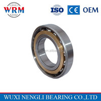 Single row angular contact ball bearing 7328 for thread spinner