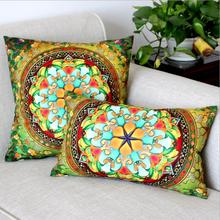 new design fashionable indian leather sofa seat cushion covers