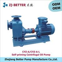 CYZ-A /CYZ-A-L Self-priming Centrifugal oil pump /centrifugal pump/self priming oil pump