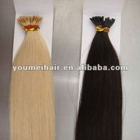 2012 discount finally pre-bonded persian remy hair i tip remy hair extensions 1g