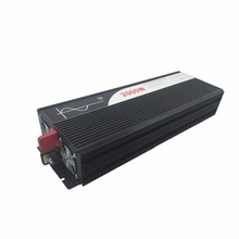 2000W pure sine wave inverter with solar charger control PWM with bypass