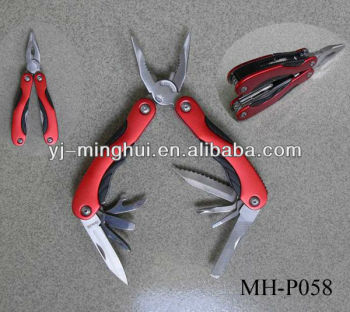 Colorful multi function plier tool