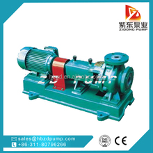 rubber lining acid pump