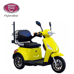 Motorcycles 3 wheel electric tricycle adults scooter from China